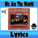 We Are The World:歌詞(イベント用)